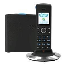 RTX Dualphone 4088 noPC bezprzewode rozmowy w sieci Skype jak na zwykłym telefonie. Wygodnie i za darmo.