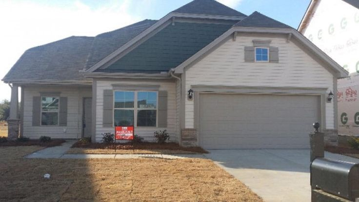 The Carson Built By Mungo Homes! Craftsman Style 3 Bedroom