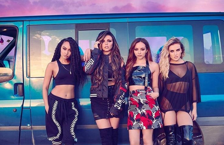 Little Mix's Instagram