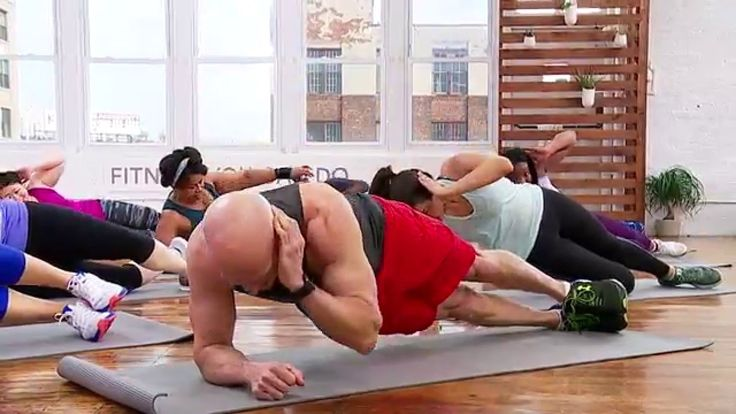 5-Minute Plank Challenge with David Kirsch