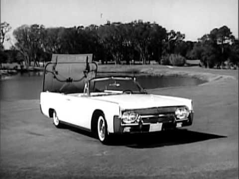 1961 Lincoln Continental Commercial
