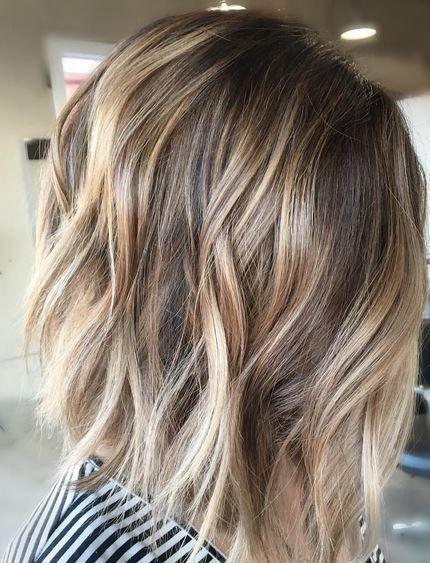Image-Ergebnis für kurzes Balayage-Haar