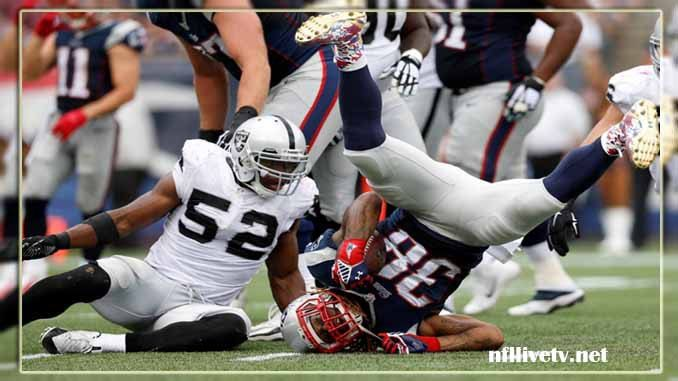 New England Patriots vs Oakland Raiders Live Stream Teams: Patriots vs  Raiders Time: 4:25 PM ET Week-11 Date: Sunday on 19 November 2017 Location: Estadio Azteca, Mexico City TV: NAT New England Patriots vs Oakland Raiders Live Stream  Watch NFL Live Streaming Online The New England Patriots is...