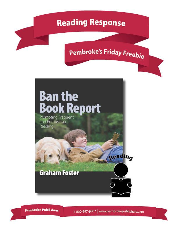 Looking for ways to make independent reading more vital in the classroom? Graham Foster's Ban the Book Report has a wealth of activities and strategies that will get your students invested and excited about what they read.