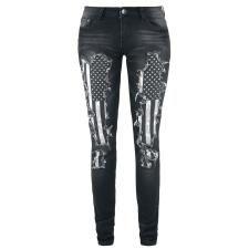 Megan Flag Pants