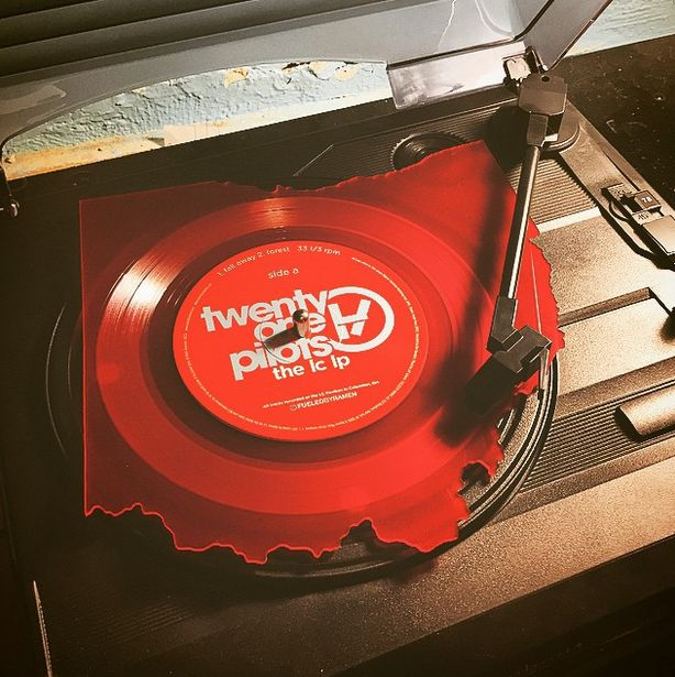 twentyone pilots the lc lp record store day 2015 release