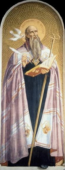 LE ORIGINI DELL'ORDINE DI SAN LAZZARO San Basilio Magno