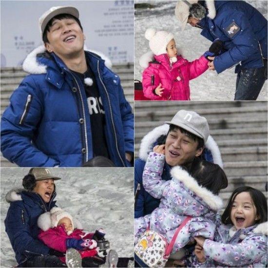 Cha Tae Hyun to bring his adorable kids onto '1 Night 2 Days'!   allkpop.com