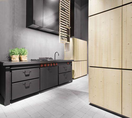 Erhalten Sie Sämtliche Informationen Zu Dem Produkt: Moderne Küche / Aus  Edelstahl / Kochinsel 10   Minacciolo. Treten Sie In Direkte Verbindung Mit  Dem ...
