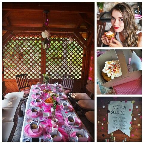 Bridal shower my almost sister in law! :-)