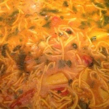 Harira (sopa marroquí)