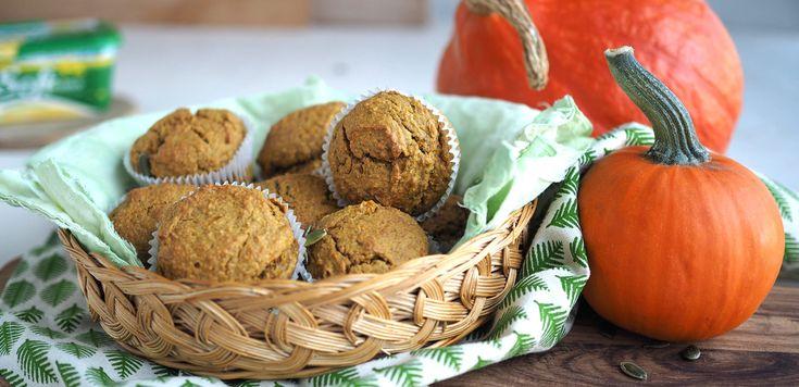 Skal du lage lyslykt til Halloween? Ikke kast innholdet, det kan nemlig bli til nydelige gresskarmuffins. Bare prøv denne enkle oppskriften.