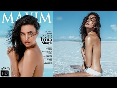 Irina Shayk Sizzles In Racy TOPLESS Photo Shoot http://edlabandi.com/69279-irina-shayk-sizzles-in-racy-topless-photo-shoot.html