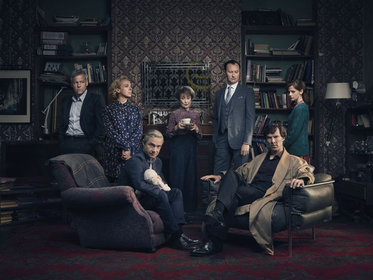 Sherlock S4 Promo Pictures 01 - (x)(x)(x)(x)(x) Please do not re-post the 5th picture, of the mixed promo pictures, as it's my scanned edit. Feel free to make edits of it on tumblr if you credit the...