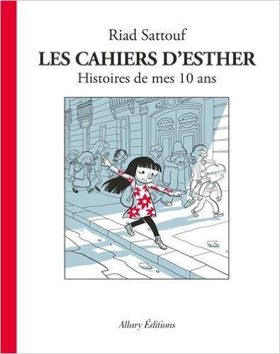 Amazon.fr - Les cahiers d'Esther - Riad Sattouf - Livres