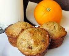 Recipe Whole orange and date muffins by monicaih - Recipe of category Baking - sweet