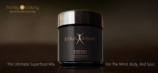 Win a free jar of Equilibrium, our special superfood blend! https://basicfront.easypromosapp.com/p/800156?utm_campaign=coschedule&utm_source=pinterest&utm_medium=HoneyColony&utm_content=Enter%20to%20win%20a%20jar%20of%20Equilibrium%2C%20the%20evolution%20peak%20of%20superfoods%21