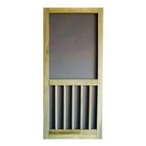 Pressure treated wood home depot woodworking projects for New screen door home depot