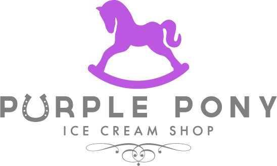 The Purple Pony- Ancaster in summer. A delight!