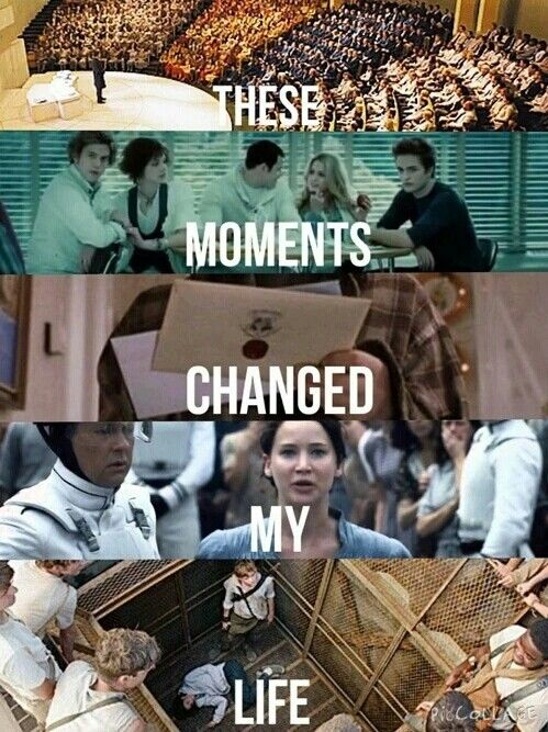 Divergent, twilight, harry potter, hunger games, the maze runner
