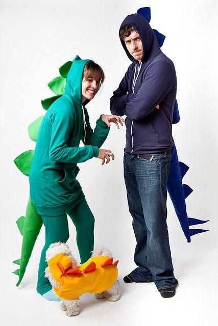 dinosauri costumi
