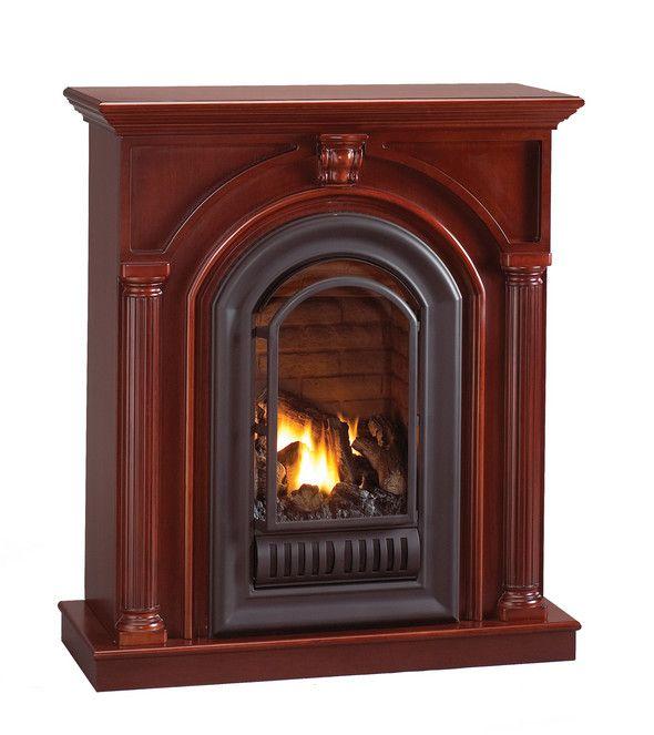 Hearth Sense Fireplace: Best 25+ Ventless Propane Fireplace Ideas On Pinterest