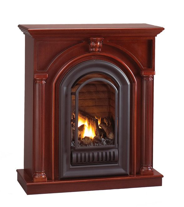 25 Best Ideas About Ventless Propane Fireplace On Pinterest Gas Fireplace Mantel Corner Gas