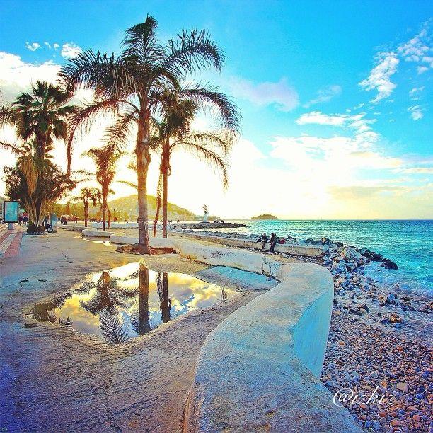 Kusadasi Palm Beach , Turkey