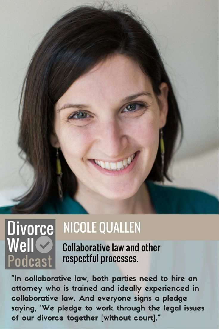 Collaborative law is a respectful processes for resolving your separation with lawyers but without court.