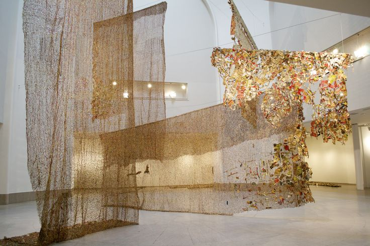 El Anatsui, Gli, Brooklyn Art Museum