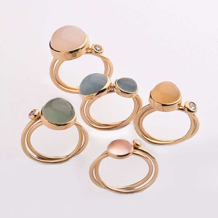 Mother/Child rings