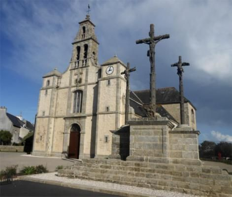 Église Sainte-Thumette Plomeur