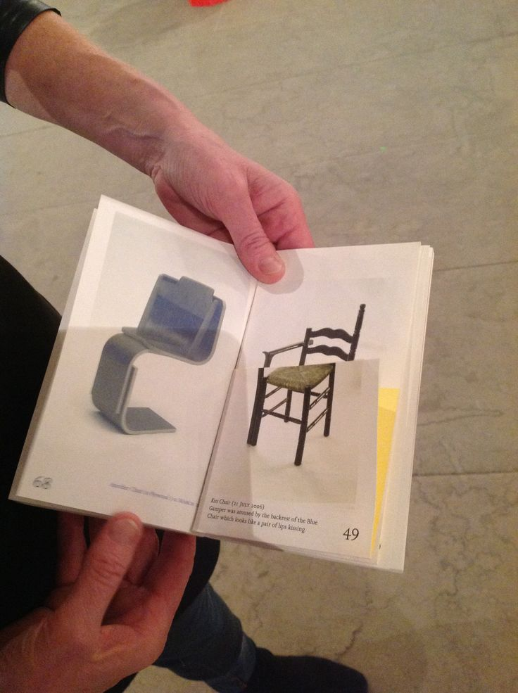 Martino Gamper | 100 Chairs In 100 Days And Its 100 Way