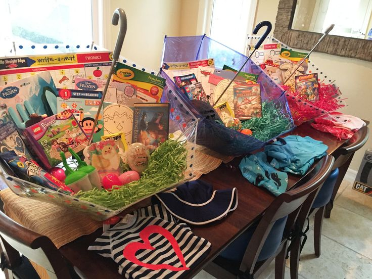 Easter Basket Ideas For Toddlers Under Age 3 Boys Girls Easter Baskets For Toddlers Easter Baskets Easter Gift