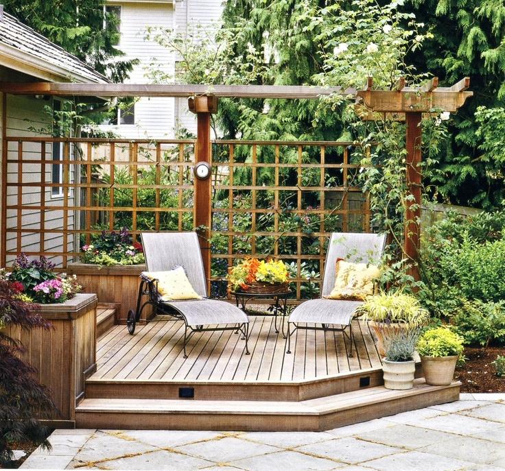 21 Best Rv Decks Images On Pinterest Terrace Terraces