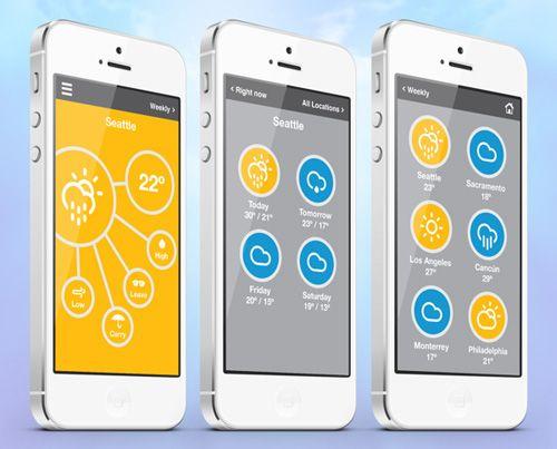 9 best App Design images on Pinterest