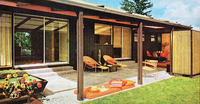 1000 Images About 1960s Interiors On Pinterest Modern