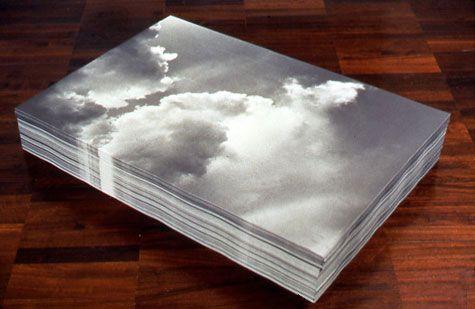 Felix Gonzalez-Torres, Untitled (Aparicion), 1991