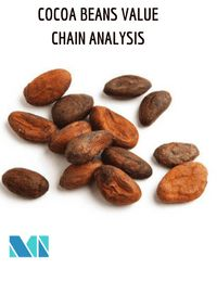 Cocoa Beans Value Chain Analysis- The value chain extends from crop production through processing, trading and marketing, to the final consumption.