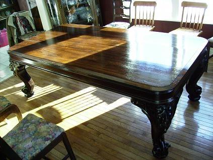 Square Piano Desk Table