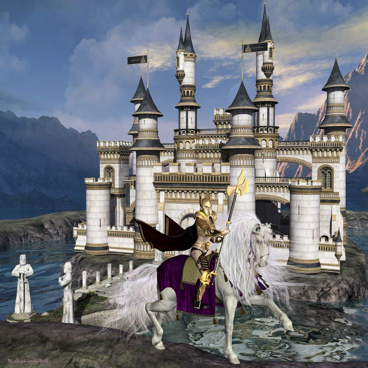 Fantasy Castle Royal