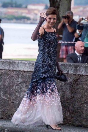 Caroline di Monaco: tutti i look del matrimonio dell'anno - VanityFair.it
