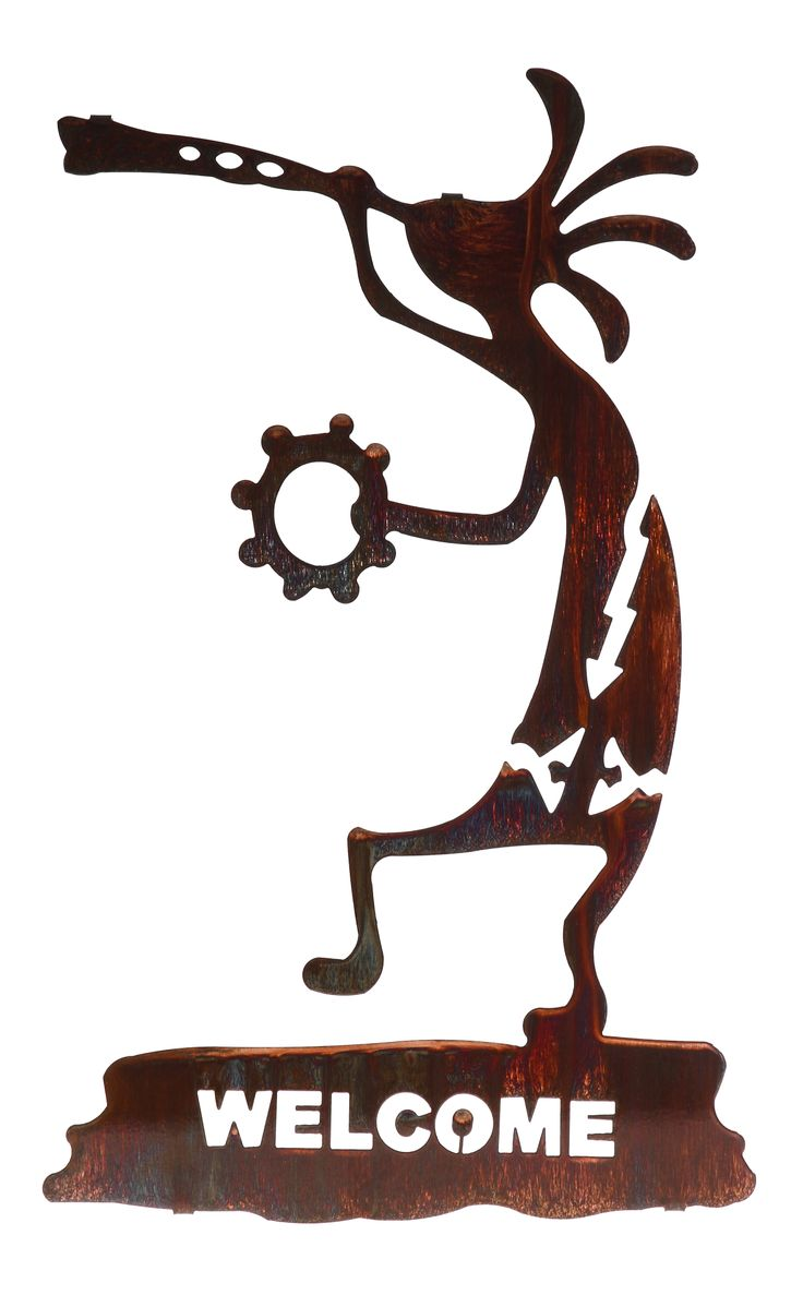 Kokopelli Wall Art  www.rusticeditions.com