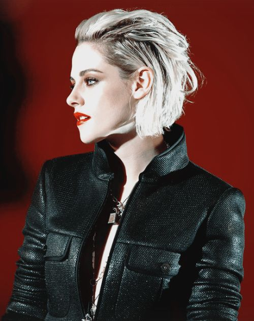 Kristen Stewart for Chanel Le Rouge Collection 2016