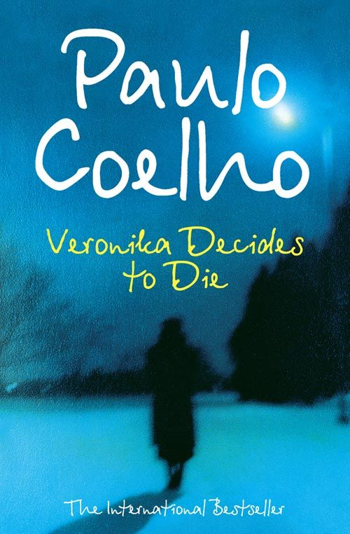 Veronika Decides to Die by Paulo Coelho- Read the Book Review