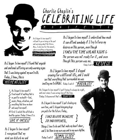 the life and work of charlie chaplin Charlie chaplin: the genius behind comedy zuzanna mierzejewska through the years of hard work, chaplin always perfected his humor, and instead of being agitated, actors charlie chaplin's life wasn't as simple as his humor.