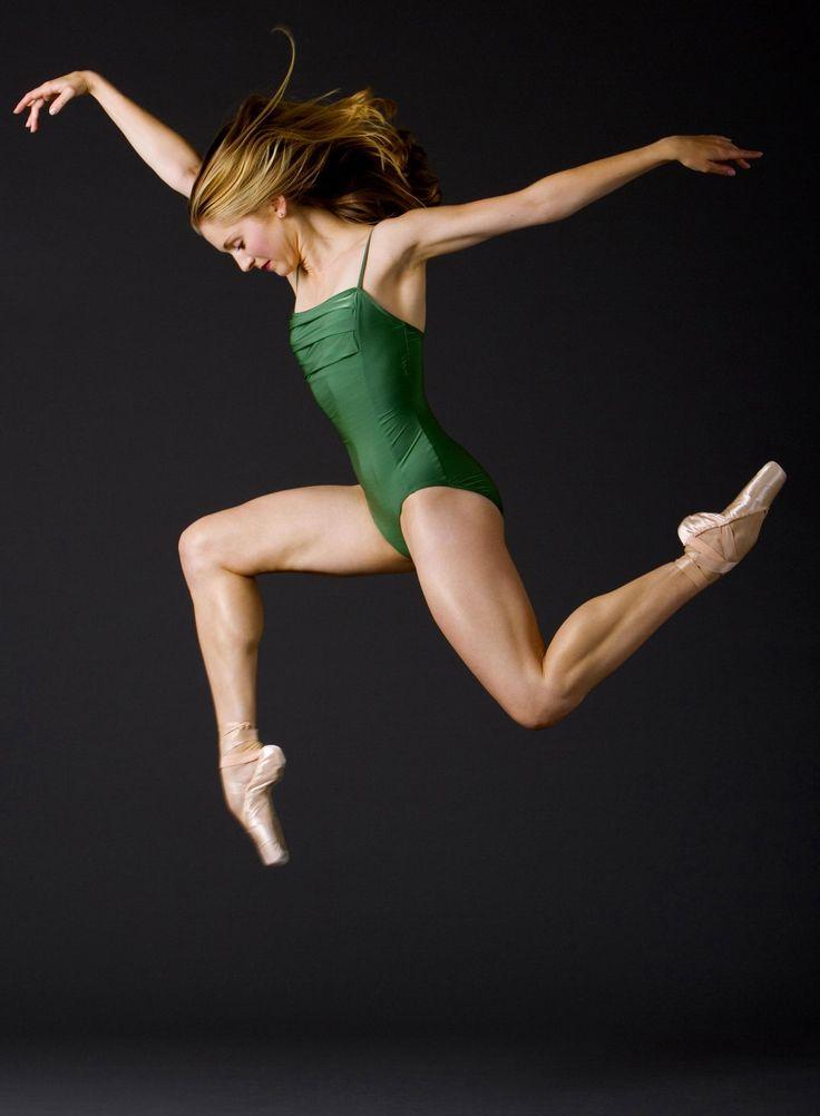 Carla Körbes: beleza e elegência na pontas das sapatilhas de balé ...