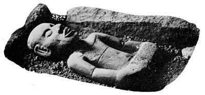 Strange Pygmy Figure Found at the Etowah Indian Mounds in Georgia