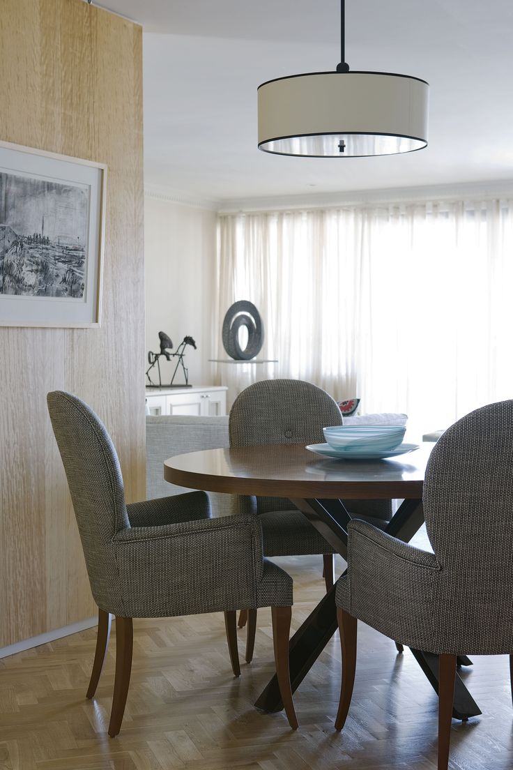 Alexandra Kidd Design Macleay Street Project Dining