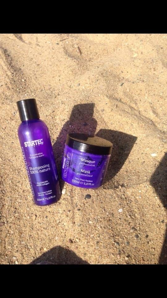 Startec anche al mare!  Con i pigmenti Coloristeur di Startec anche in vacanza i tuoi capelli saranno belli, idratati e colorati ❤